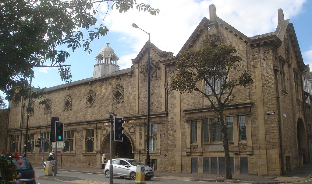 Image result for photo of keighley library