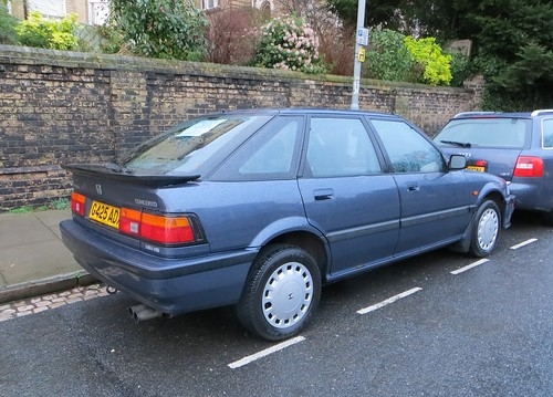 1990 Honda Concerto 1.6i 16v for sale at £300 | by Spottedlaurel