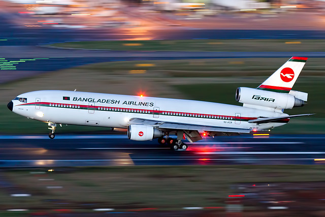 S2-ACR / Biman Bangladesh / McDonnell Douglas DC-10-30