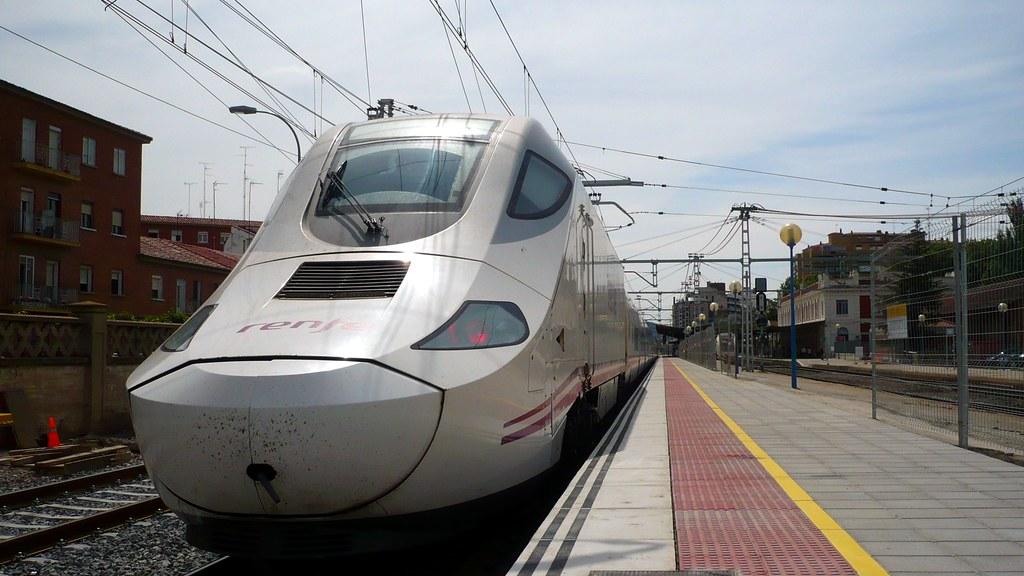 Alvia Santander-Alicante