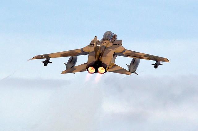 703 RSAF Tornado