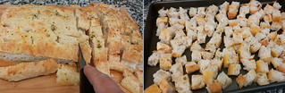 Phenomenal Focaccia Stuffing 2 | by Caveman Cooking