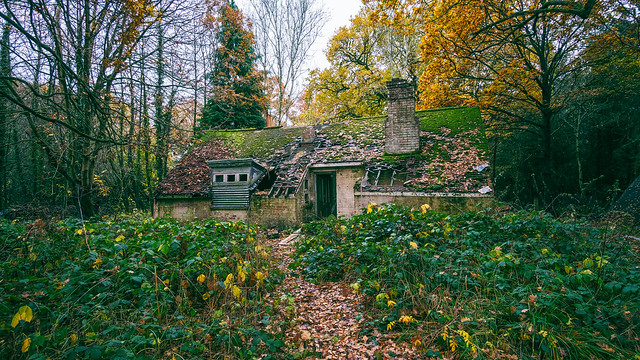 Hi-Roll Cottage