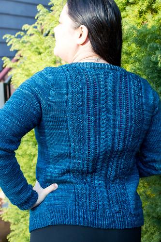 Acorn Trail Sweater | by Terriko
