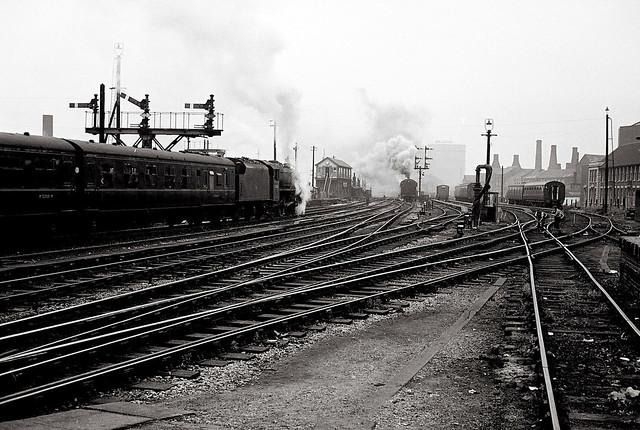 Stoke Station 1964