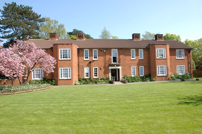 Beaumont and Digby Hall