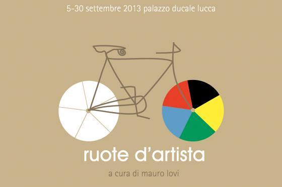 2013 Ruote d'artista Palazzo Ducale Lucca