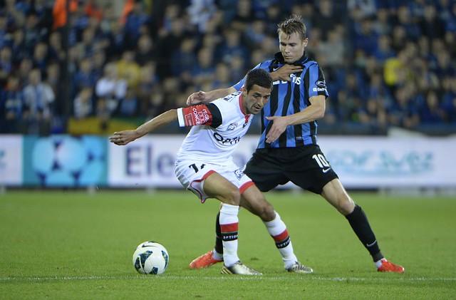 Club Brugge - OH Leuven (5 oktober 2013)