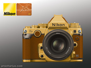 Nikon Df - Gold Edition | by Ansgar Hillebrand