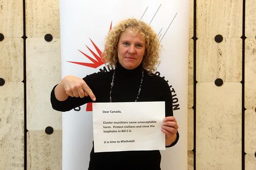 Eva Fischer (HI Germany) © Giovanni Diffidenti-CMC | by Mines Action Canada