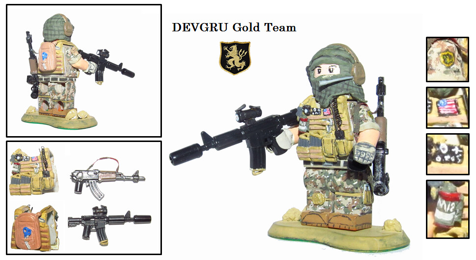 DEVGRU Gold Team 1   Welp, guess its finally my turn to make…   Flickr