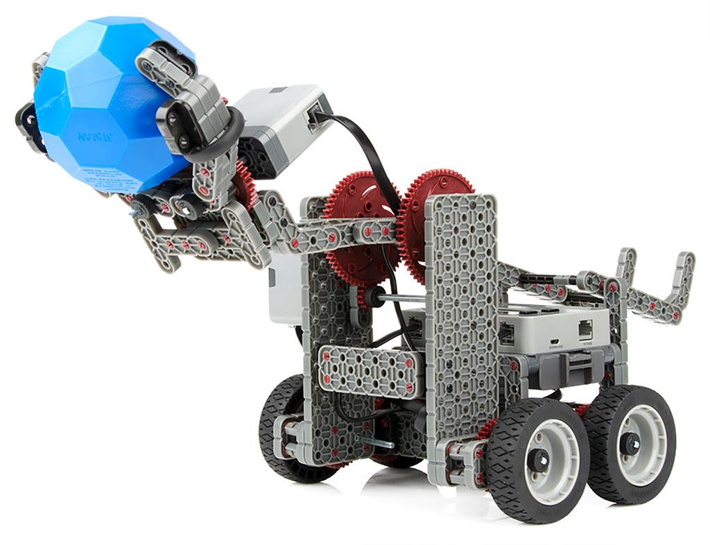 VEX IQ Clawbot | VEX Robotics | Flickr