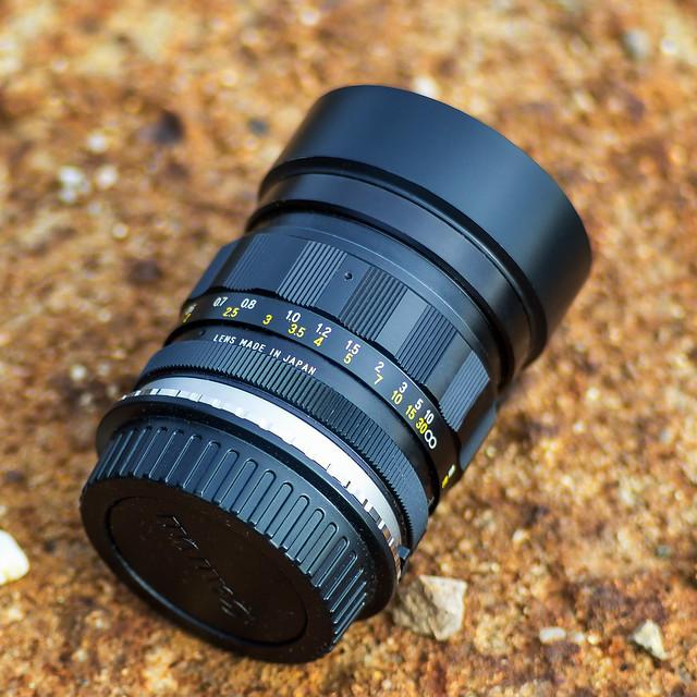 Tokina 28mm ƒ/2.8 Wide-Auto
