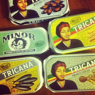 #portugal haul. Think I'll go w some smoked mackerel tonight. #wishidboughtmore | by RealThai