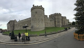 Outer Wall @Windsor Castle | by davidmalc