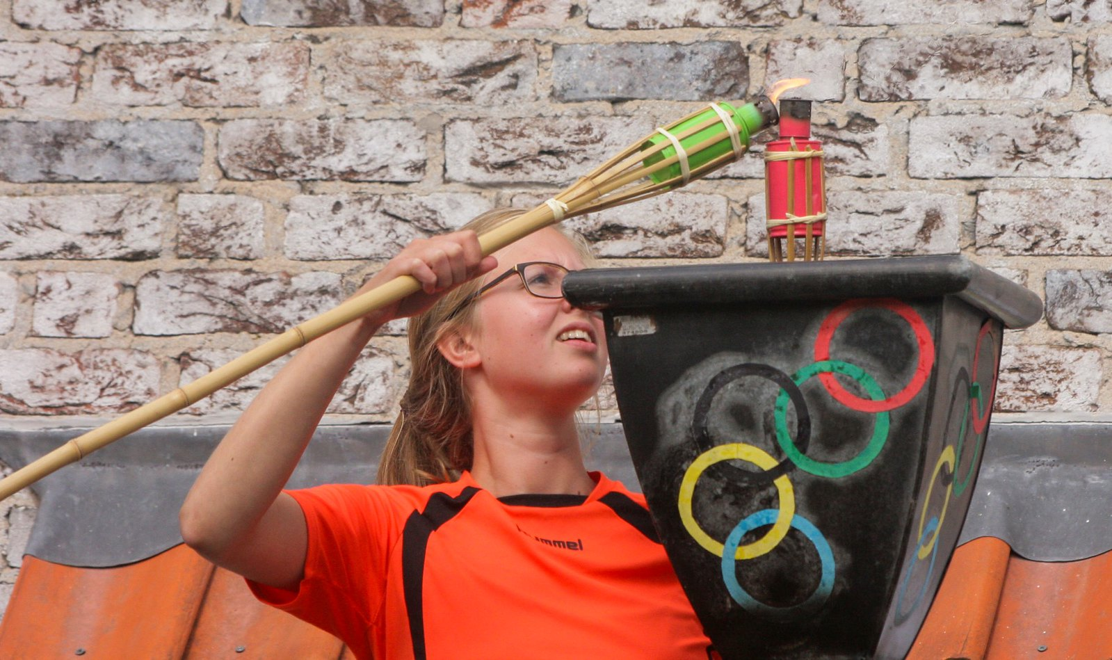 Op zoek naar Olympische sporthelden (48)