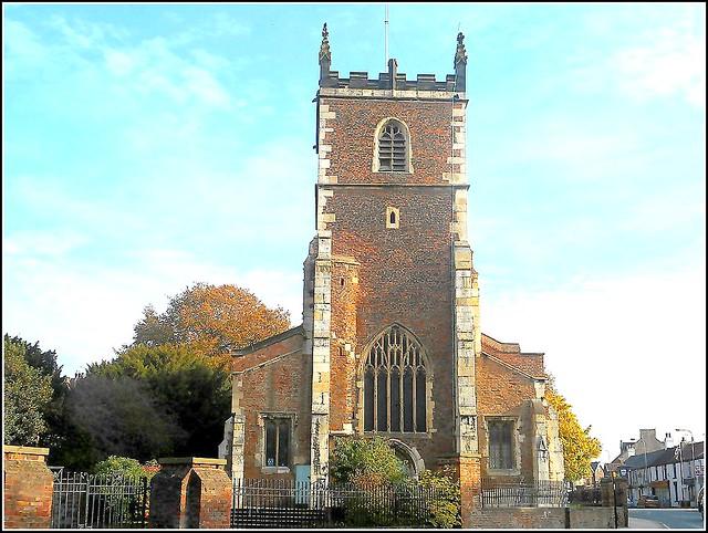 St James Church in Sutton ..