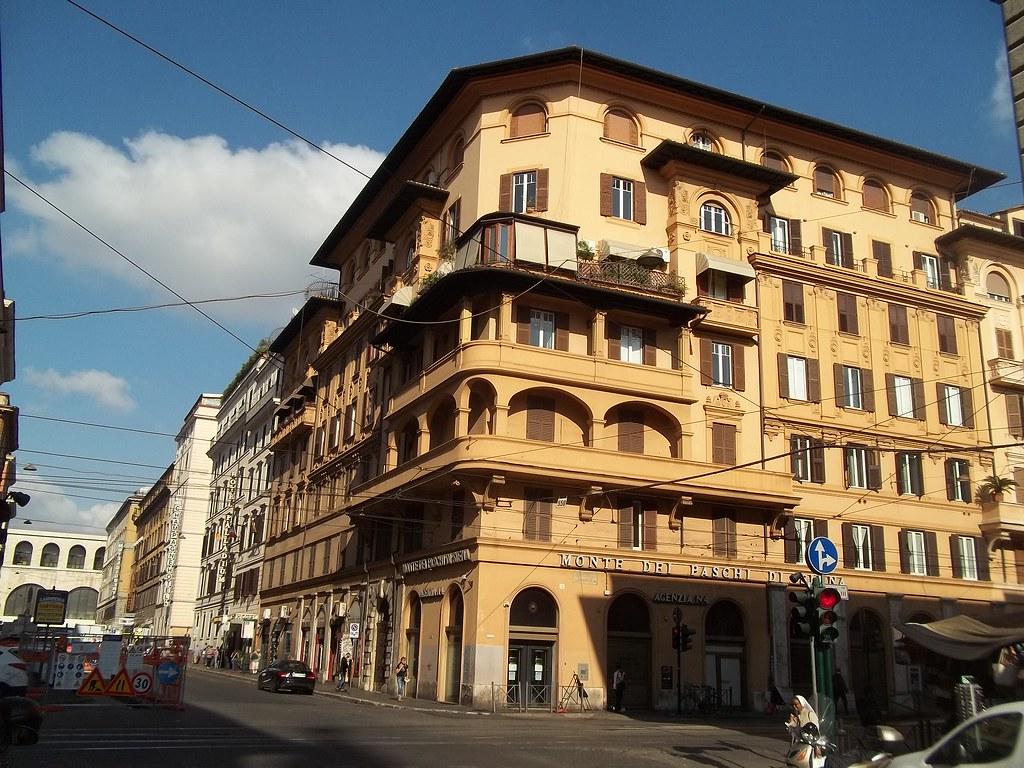via Gioberti - Roma - Italia
