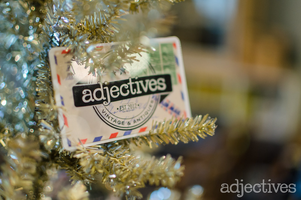 Get your Adjectives Gift Card today
