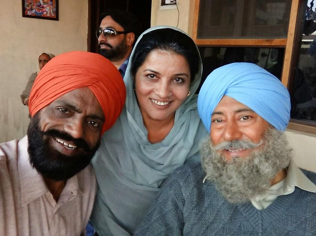 Gurmeet Sajan Parminder Gill Jaswinder Bhalla Movie Vekh Flickr