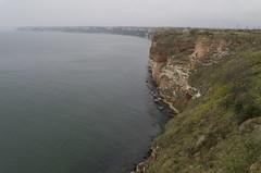 Coastal cliffs, 07.10.2014.