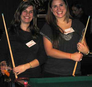 Crooked Cue Event - January 2011