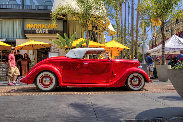 '35 Ford Roadster