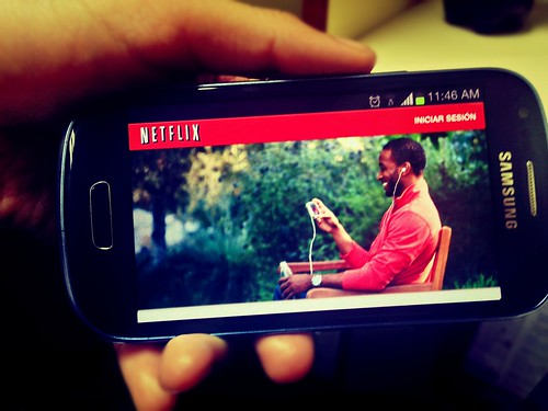 netflix movil | by clasesdeperiodismo