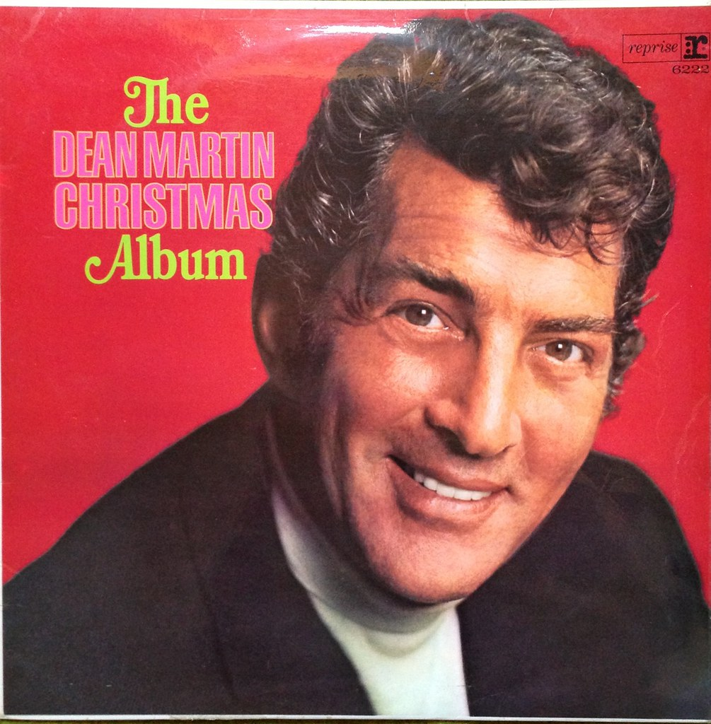 Dean Martin Christmas.Dean Martin The Dean Martin Christmas Album 12 33 Rp