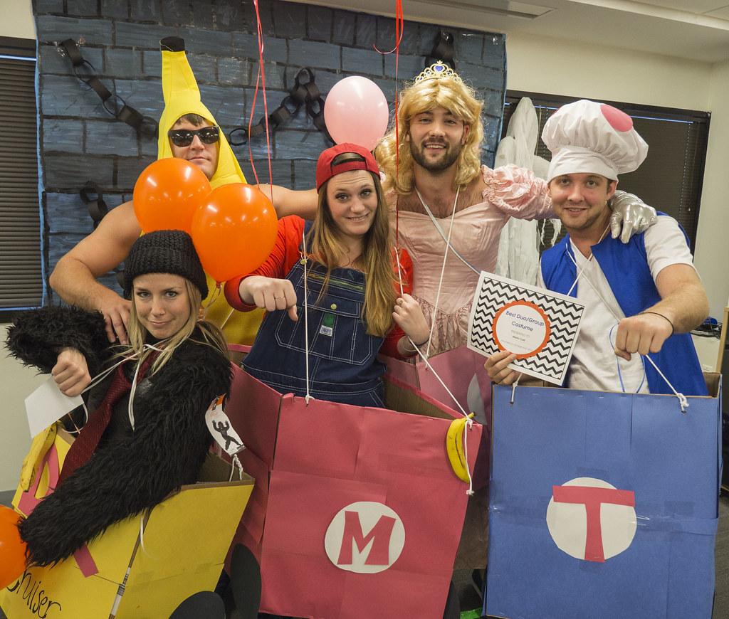 Best Group Costume   Mario Kart | Halloween 2013 Decorations ...
