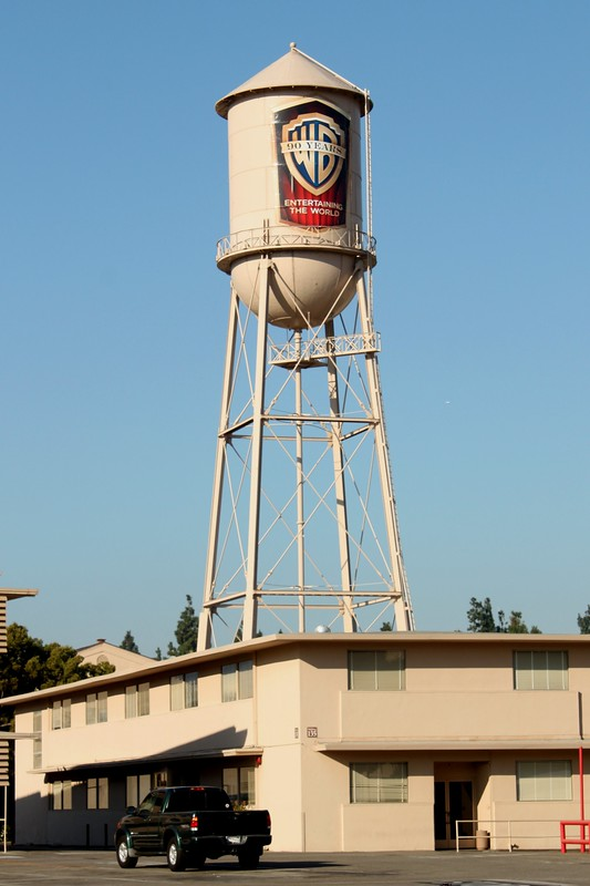 Warner Brothers Studios VIP Tour