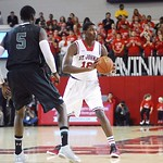 "Chris Obekpa ""The Game Changer"" for St. John's #sjubb"