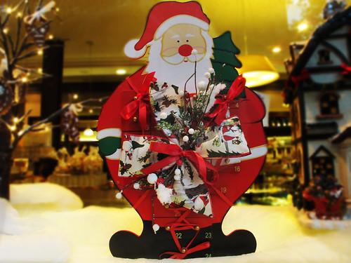 Calendario de Adviento * Papa Noel | by jacilluch
