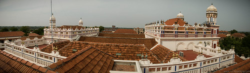 Panorama from Chidambara Vilas | by suchiswriting