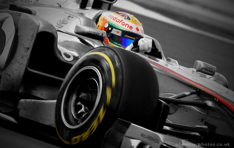 Lewis Hamilton - Silverstone_SH