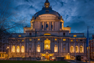 Methodist Central Hall | by chris.chabot