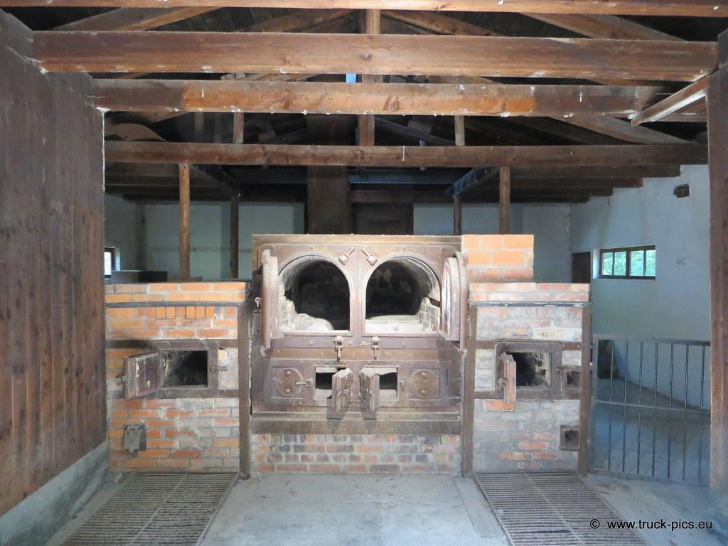 KZ Dachau bei München | ALTES KREMATORIUM >>> MORE INFO