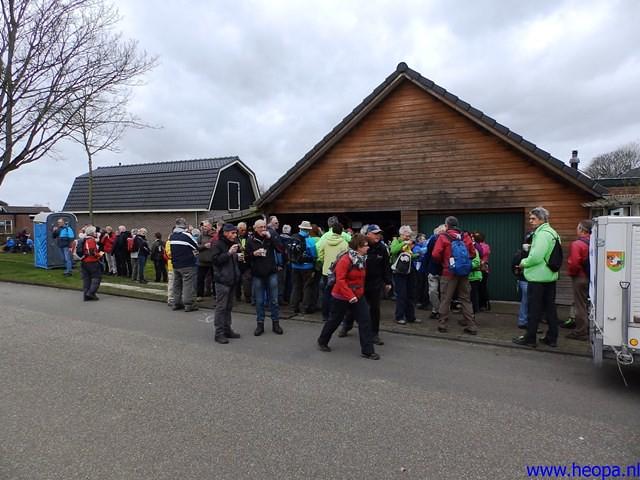 15-02-2014 Woerden 26 Km (48)