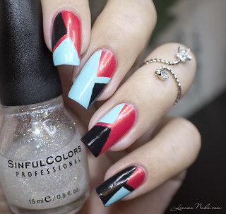 Nail Art - Beautyfudge | by lizananails