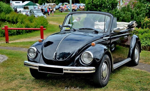 Volkswagen type 1 Coccinelle cabriolet