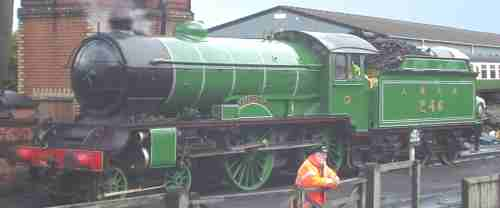 LNER D49