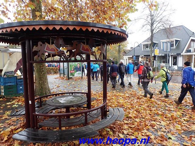 2016-11-09  Gooimeer tocht   25 KM   (108)