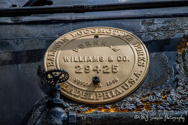 ATSF 1819 | Steam 2-6-2 | Lamar Colorado