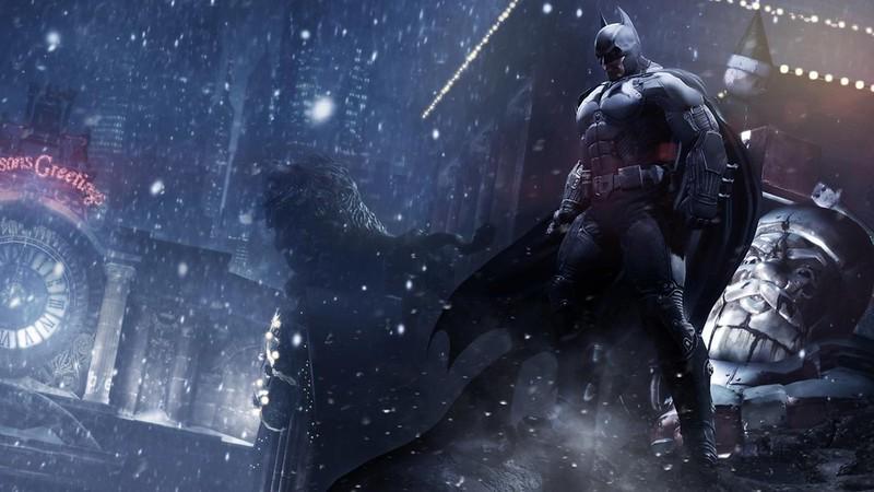 Batman Arkham Origins (Batman)