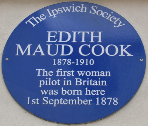 Edith Maud Cook | by johncooper of suffolk
