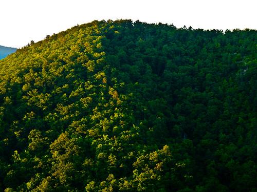 sunset mountains northcarolina montreat