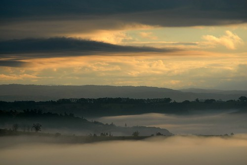 morning nature fog clouds landscape countryside scenery day australia nsw australianlandscape cloudscape northernrivers numulgi morninglandscape australianweather wilsonsrivervalley