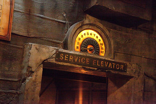 Service Elevator | by Sam Howzit