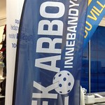IFK Arboga Innebandy - beachflaggor