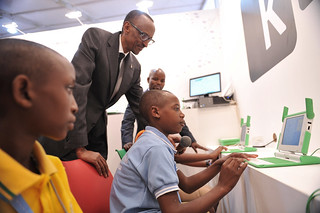 Transform Africa Summit 2013- International Exhibition tour - Kigali, 29 October 2013 | by Rwanda Government